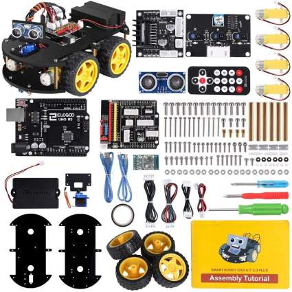 Elegoo Uno R3 Smart Robot Car Kit