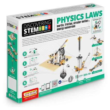 Engino Physics Laws Building Set