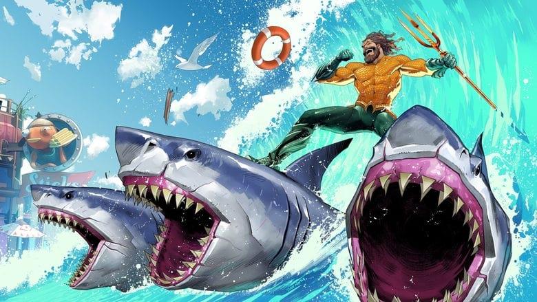 Fortnite Teases New Atlantis Poi Aquaman Fishstick Skin Heavy Com