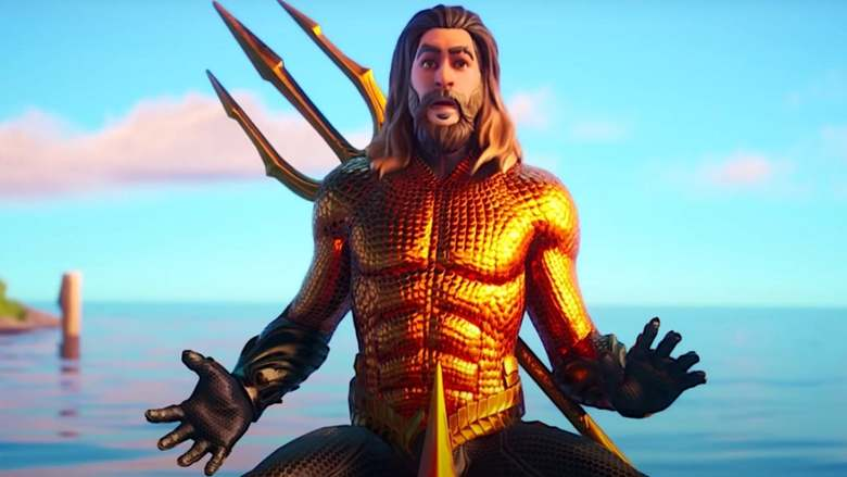 fortnite aquaman challenges week 3 and 4