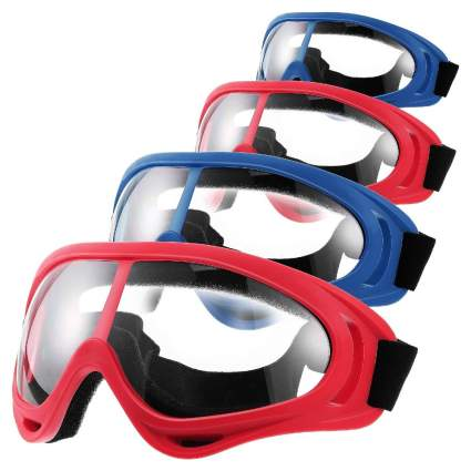 Frienda Protective Safety Goggles 4-Pack For Kids