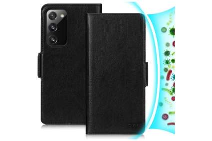 FYY Galaxy Note 20 PU Leather Wallet Case