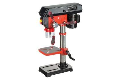 General International 10-Inch Benchtop Drill Press