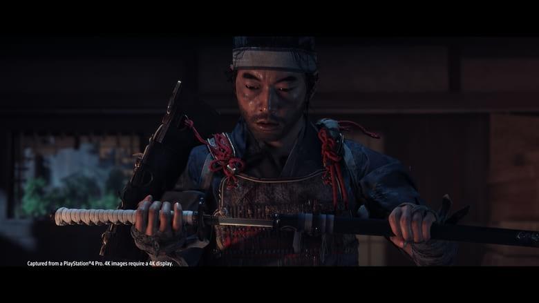 ghost of tsushima upgrade sword