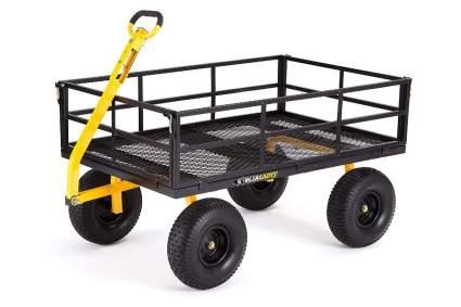 Gorilla Carts GOR1400-COM Steel Utility Wagon