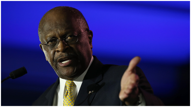 herman cain cause of death