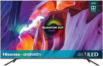hisense 4K ULED Smart TV