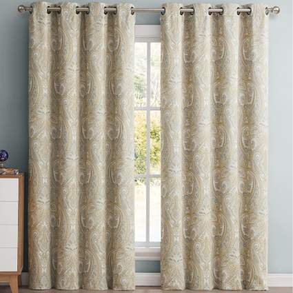 hlcme thermal curtains