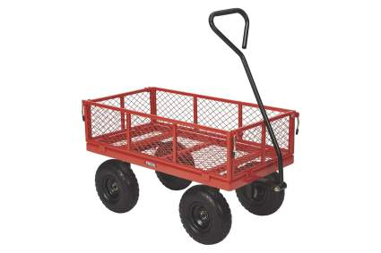 Ironton 400 Pound Capacity Steel Utility Cart