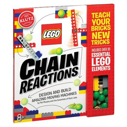 LEGO Chain Reactions by Klutz