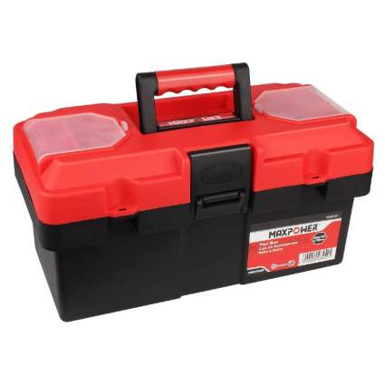 Maxpower 14-Inch Toolbox