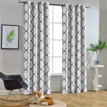 melodieux thermals curtains