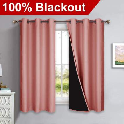 nicetown thermal curtains