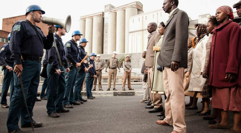 America: Our Defining Hours episode 3 features the civil rights march in Selma, Alabama.