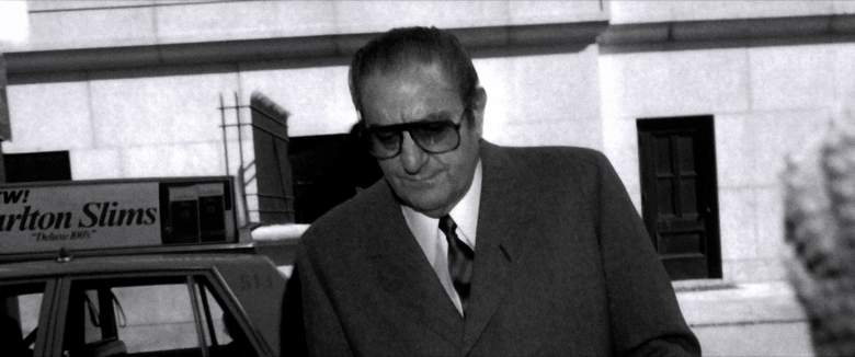 Paul Castellano of the Gambino crime family in New York vs the Mafia on Netflix.