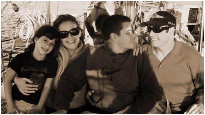 John Travolta and Kelly Preston's son, Jett.