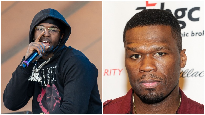 Are 50 Cent & Pop Smoke Related?