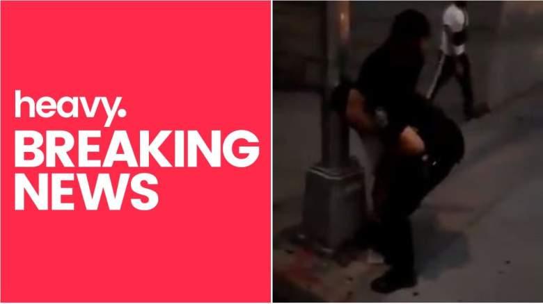 NYPD chokehold