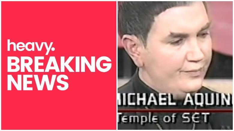 michael aquino dead