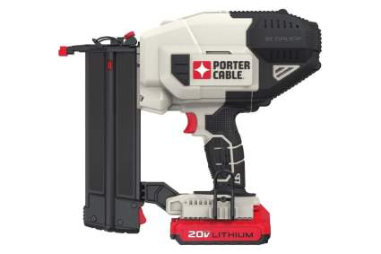 Porter-Cable 20V MAX 18GA Cordless Brad Nailer Kit