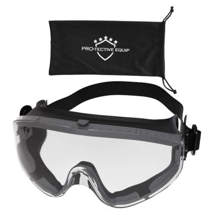 Pro-Tective Equip Safety Goggles