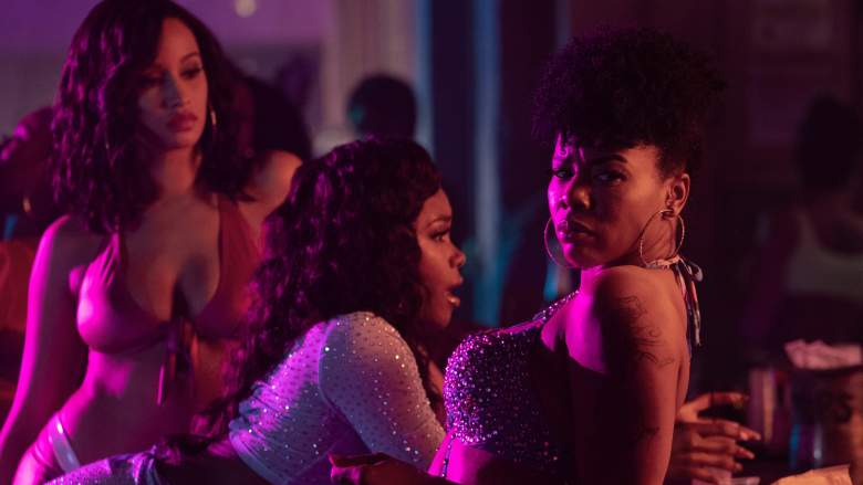 A first look at Starz's new drama P-Valley, set in a Mississippi Delta strip club called PYNK