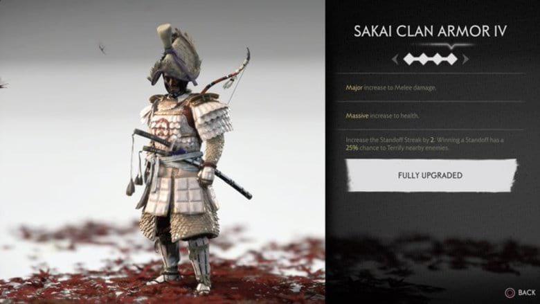 sakai clan armor