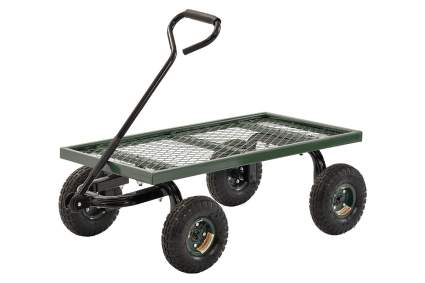 Sandusky Lee FW Steel Crate Wagon