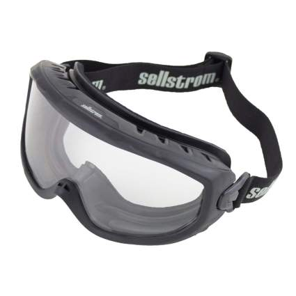 Sellstrom Non-Vented Wildland Fire Goggle