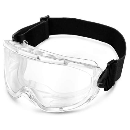 Spherical Medical Safety Goggles