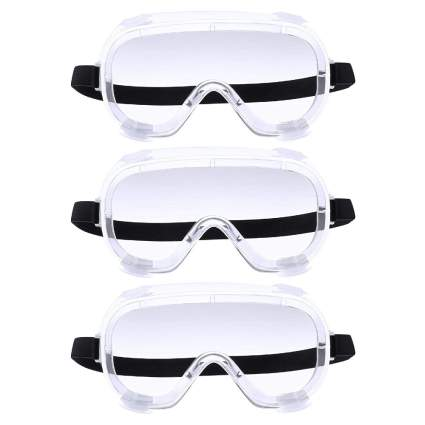 Technician Safety Goggles 3-Pack