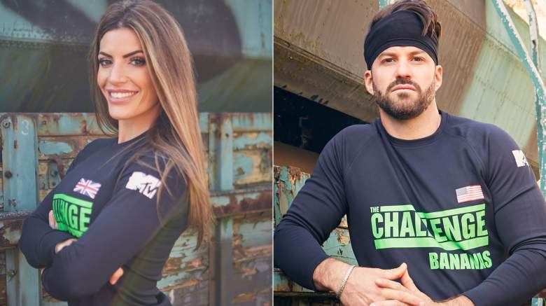 The Challenge: Total Madness winners Jenny West and Johnny Bananas Devenanzio