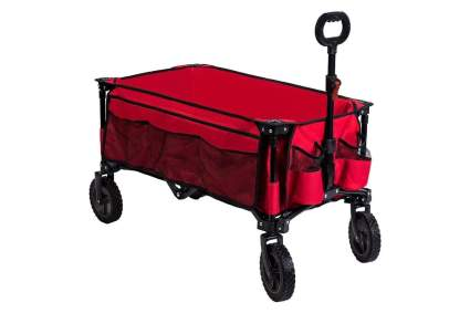 Timber Ridge Collapsible Heavy-Duty Utility Wagon