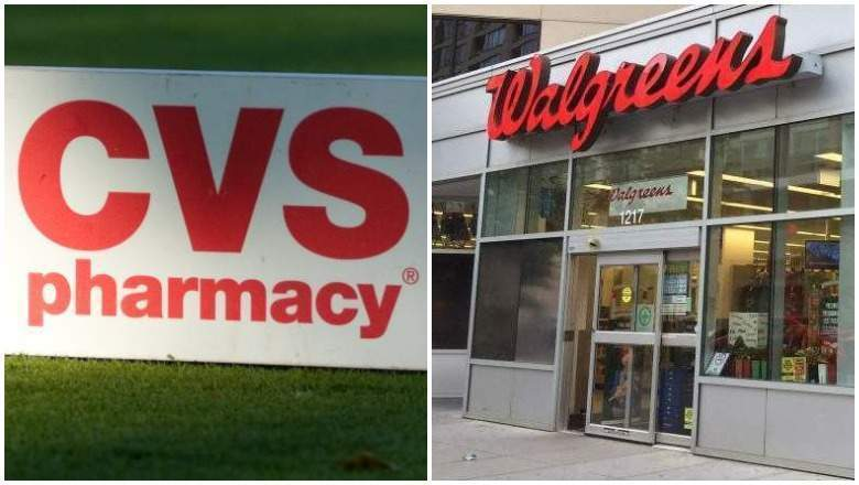 CVS and Walgreens for July 4