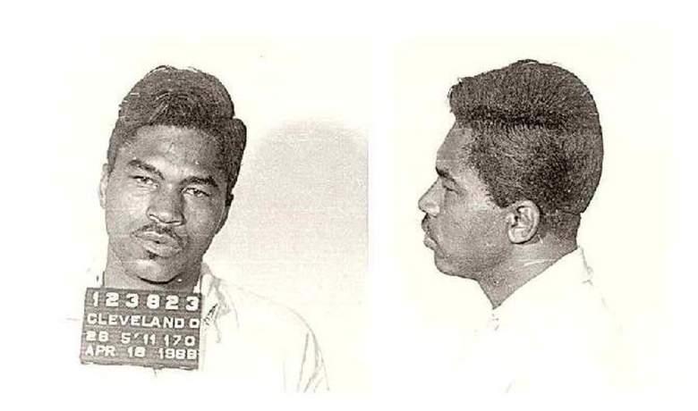 Serial killer Samuel Little's mugshot
