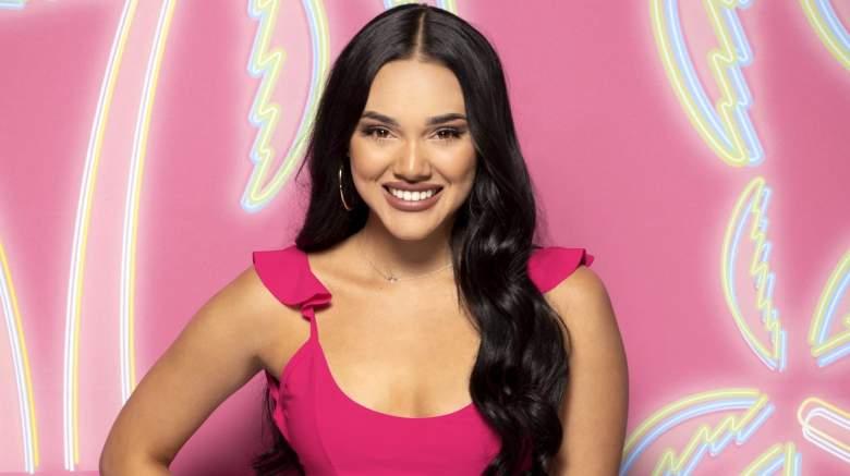 Love Island's Cely Vazquez