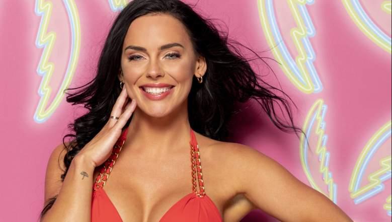 Love Island's Kaitlynn Anderson