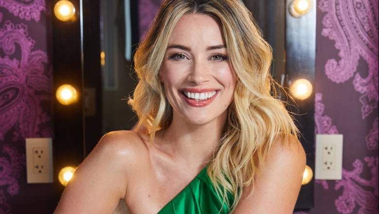 Actress/comedian Arielle Vandenberg returns as the host for Love Island season 2 on CBS.
