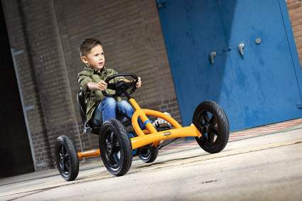 Pedal Go Kart, Ride On Toys for Boys and Girls