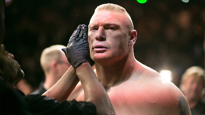 Brock Lesnar Mentioned for UFC Return and Superfight ...