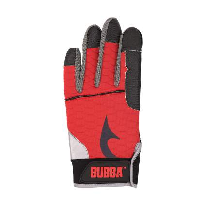 Bubba Fishing Gloves with Cut Resistant Kevlar Construction
