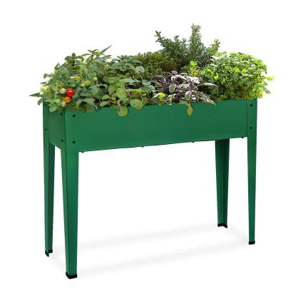 FOYUEE Elevated Planter Box