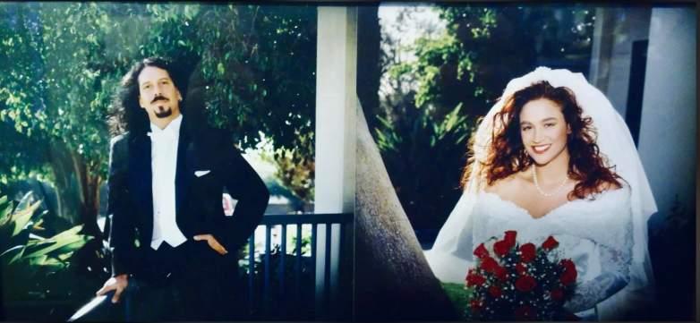 Frankie Banali and Karen Banali