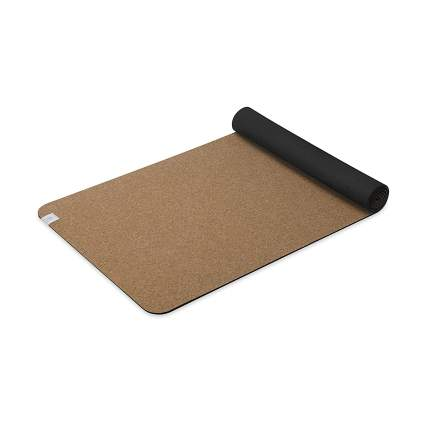 Gaiam Cork Yoga Mat