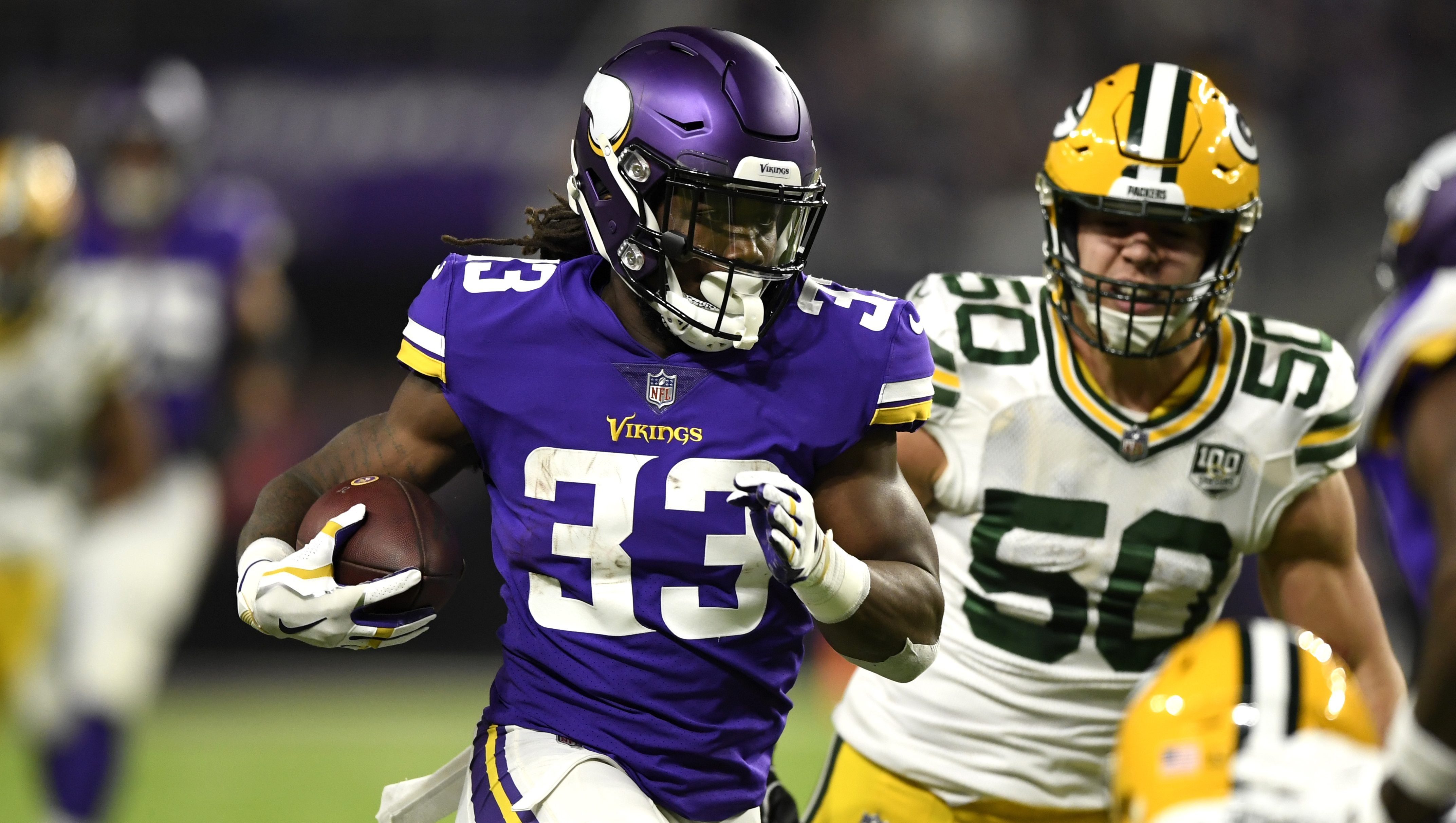 Vikings Update Dalvin Cook's Status For Border Battle With Packers