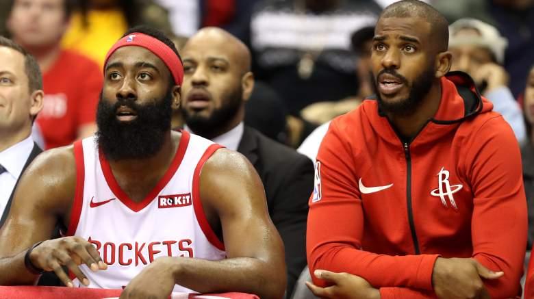 Rockets Thunder