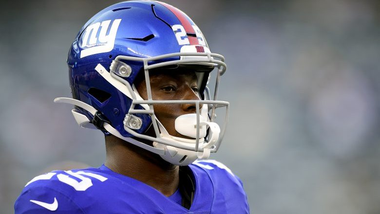 Giants' CB Corey Ballentine is turning heads at practice