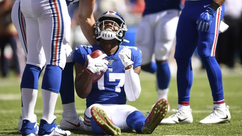 Giants cut WR Cody Core