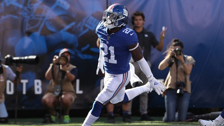 Increased likelihood that Giants' Jabrill Peppers switches to cornerback