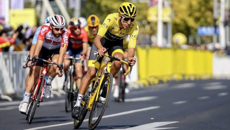 Tour de France 2020 watch
